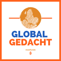 Podcast Global Gedacht. Quelle: Masifunde