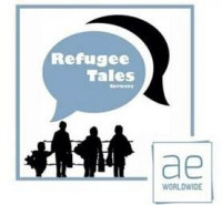 refugee tales Logo, Quelle: Academic experience worldwide e.V.