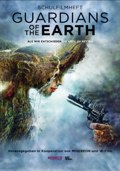 "Schulfilmheft ""Guardians of the Earth"". Bildquelle: misereor.de"