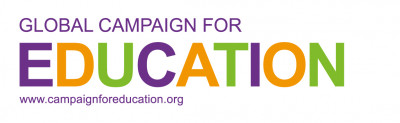 Logo Global Campaign for education, Quelle: https://www.campaignforeducation.org