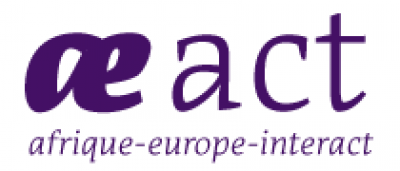 Logo afrique-europe-interact. Quelle: afrique-europe-interact.net