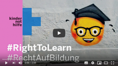 Screenshot des Videos Your#righttolearn, Quelle: Youtube