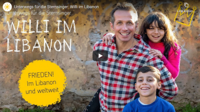 "Startbild des Films ""Willi im Libanon"""