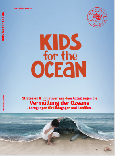 "Buch: ""Kids for the Ocean"". Bildquelle: beachcleaner.de"