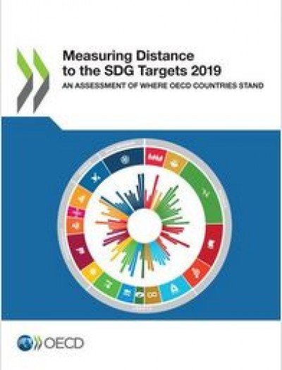 """Studie: """"Measuring Distance to the SDG Targets 2019: An Assessment of Where OECD Countries Stand"""". Quelle: www.oecd-ilibrary.org"""