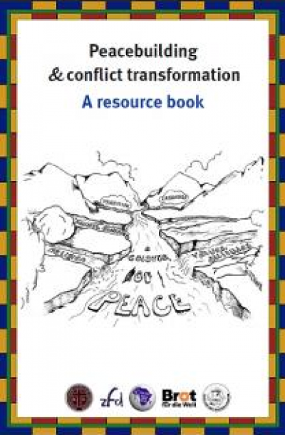 Peacebuilding & Conflict Transformation (Quelle: https://www.ziviler-friedensdienst.org/de/publikation/peacebuilding-conflict-transformation)